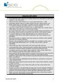Analýza výsledků projektu - Pohoda - Scio - Page 4