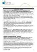 Analýza výsledků projektu - Pohoda - Scio - Page 6