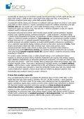 Analýza výsledků projektu - Pohoda - Scio - Page 7