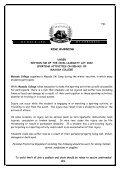 THREDBO 2013 - Masada College - Page 6