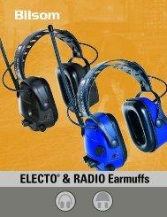 ELECTO & RADIO Earmuffs - Howard Leight