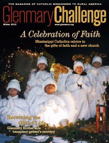 Winter 2010 - Glenmary Challenge