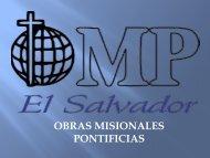 Obras Misionales Pontificias.pdf - El Salvador Misionero