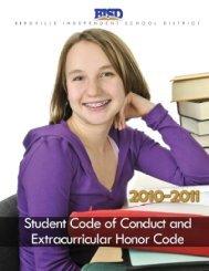 Code of Conduct - Birdville Independent School District