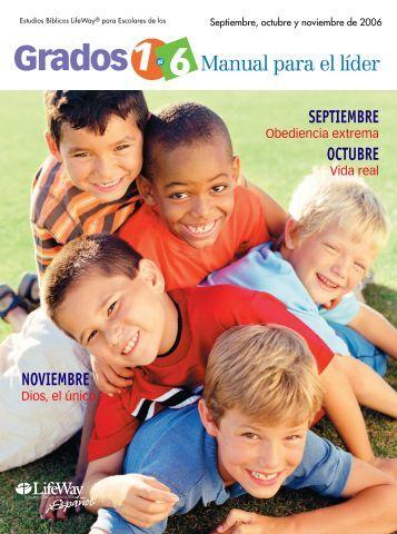 9-06 Estudios Biblicos LifeWay para Escolares de ... - Judson Press