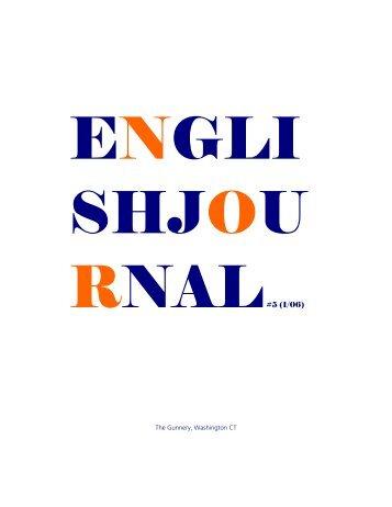 RNAL#5 (1/06) - The Gunnery