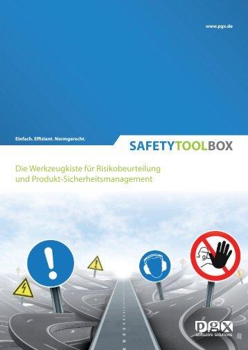 pgx Safety-Toolbox