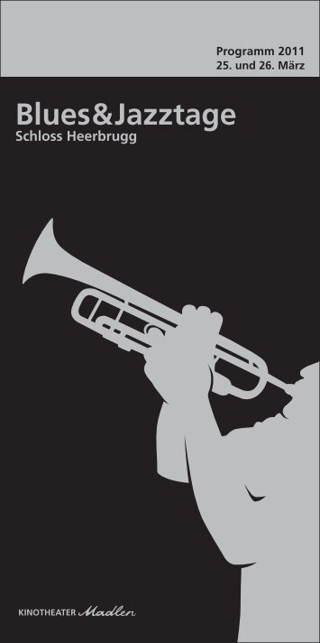 Blues&Jazztage - Hani Ali