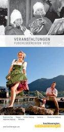 sEptEMbER - am Fuschlsee - Salzkammergut