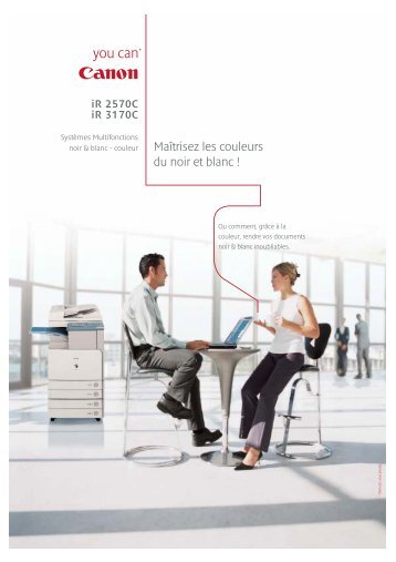 Documentation commerciale (pdf) - Agence Osten Bureautique