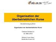 (üK) (A. Käser, Präsident Kommission B&Q ... - Der Beruf