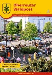 Oberreut - KA-News
