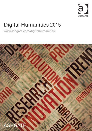 Digital-Humanities-2015