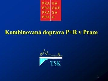 KADLEC VLADIMÍR: Kombinovaná doprava P+R v ... - TOP EXPO CZ