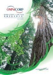 2008 Interim Report - Greenheart Group