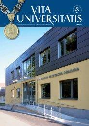 vita-2010-6 - Veterinární a farmaceutická univerzita Brno