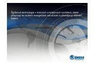 Špičkové technologie v kolových a kolejových ... - TOP EXPO CZ