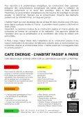 Carton d'invitation - (CAUE75) Paris - Page 2