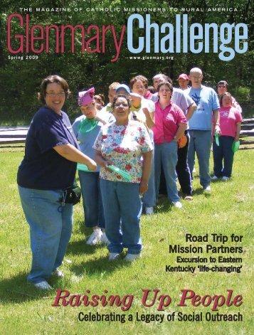 Spring 2009 - Glenmary Challenge