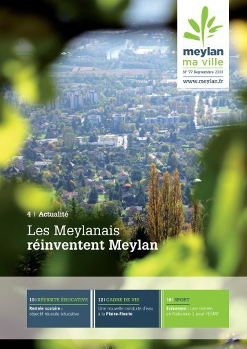 Septembre 2009 - Meylan