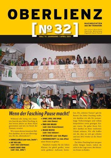 OHa Nr. 32 - April 2011