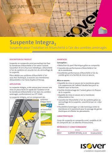 Florarol plus isover - Suspente integra 2 ...