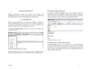 1 NOTES ON ENDNOTE X2 EndNote automatically creates and ...