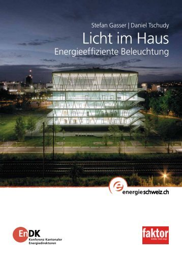 Licht im Haus - Bundesamt für Energie BFE