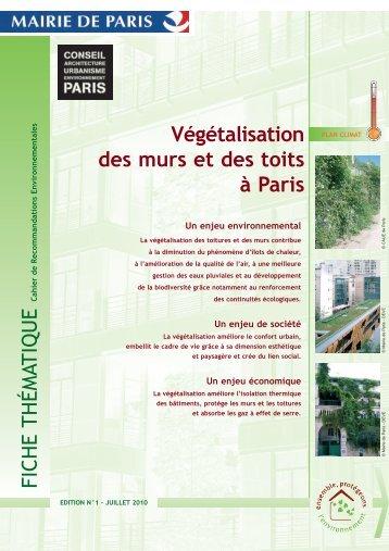 Téléchargez la fiche en PDF - (CAUE75) Paris