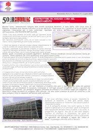 Newsletter n. 11 luglio 2007 - Gruppo Industriale Tosoni