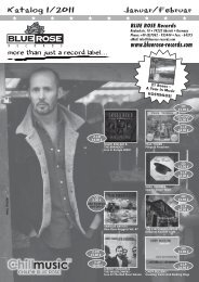 special offer - Blue Rose Records