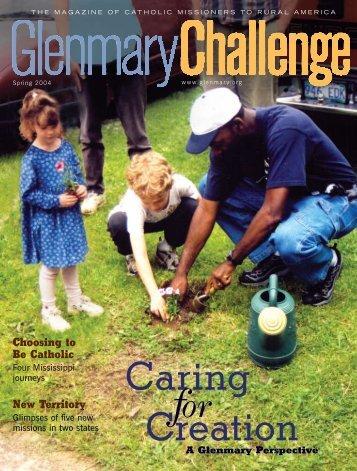 Spring 2004 - Glenmary Challenge