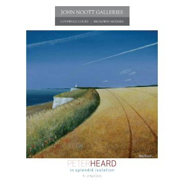 to download this catalogue. - John Noott Galleries