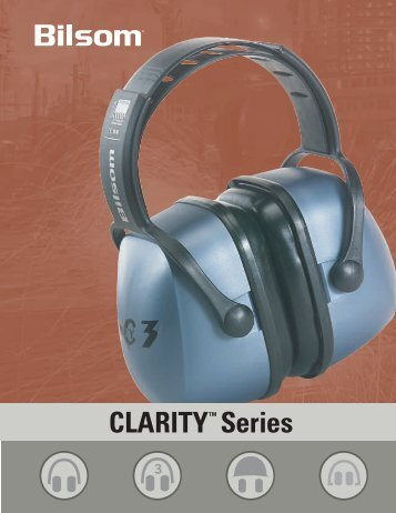 Clarity Series Brochure (PDF) - Howard Leight