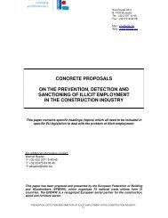 Illicit employment paper - Construction Labour Research