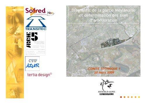 le diagnostic de l'étude (version P.D.F ) - Site de la mairie de Meylan