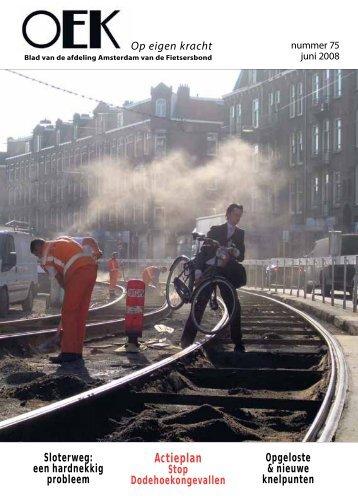 Actieplan - Fietsersbond Amsterdam