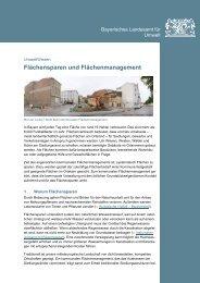 PDF-Datei - des Bayerischen Landesamt für Umwelt - Bayern