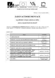 1.0 Zadavaci dokumentace.pdf - Veterinární a farmaceutická ...