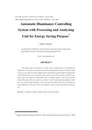 1.Automatic Illuminance Controlling System with Processing and ...