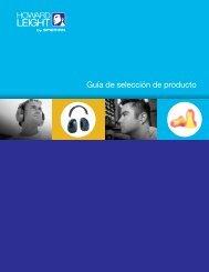 Guía de selección de producto - Howard Leight