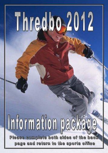 information form - Masada College