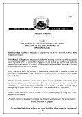information form - Masada College - Page 6