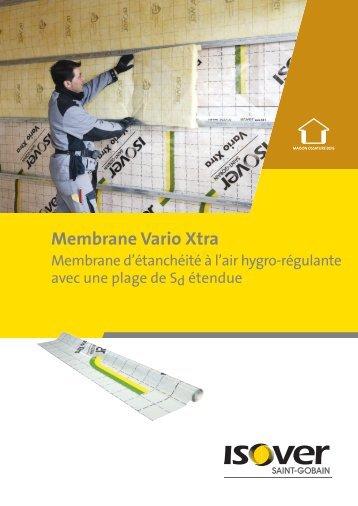 Membrane Vario Xtra - Isover