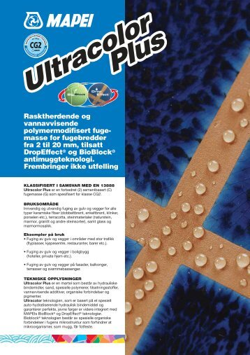 Ultracolor Plus Ultracolor Plus - Norfloor
