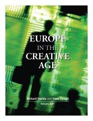 EUROPE CREATIVE AGE