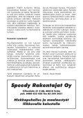 Rauhallista Joulua ja Iloista Uutta Vuotta - Turun Seudun Invalidit ry. - Page 6
