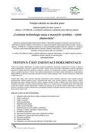 Textová část.pdf - Veterinární a farmaceutická univerzita Brno