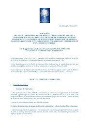 offre publique de retrait obligatoire en vue de la radiation de l'ona a l ...