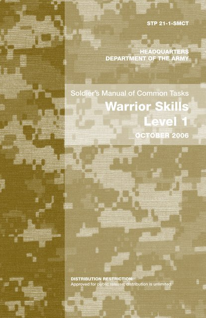 Warrior Skills Level 1